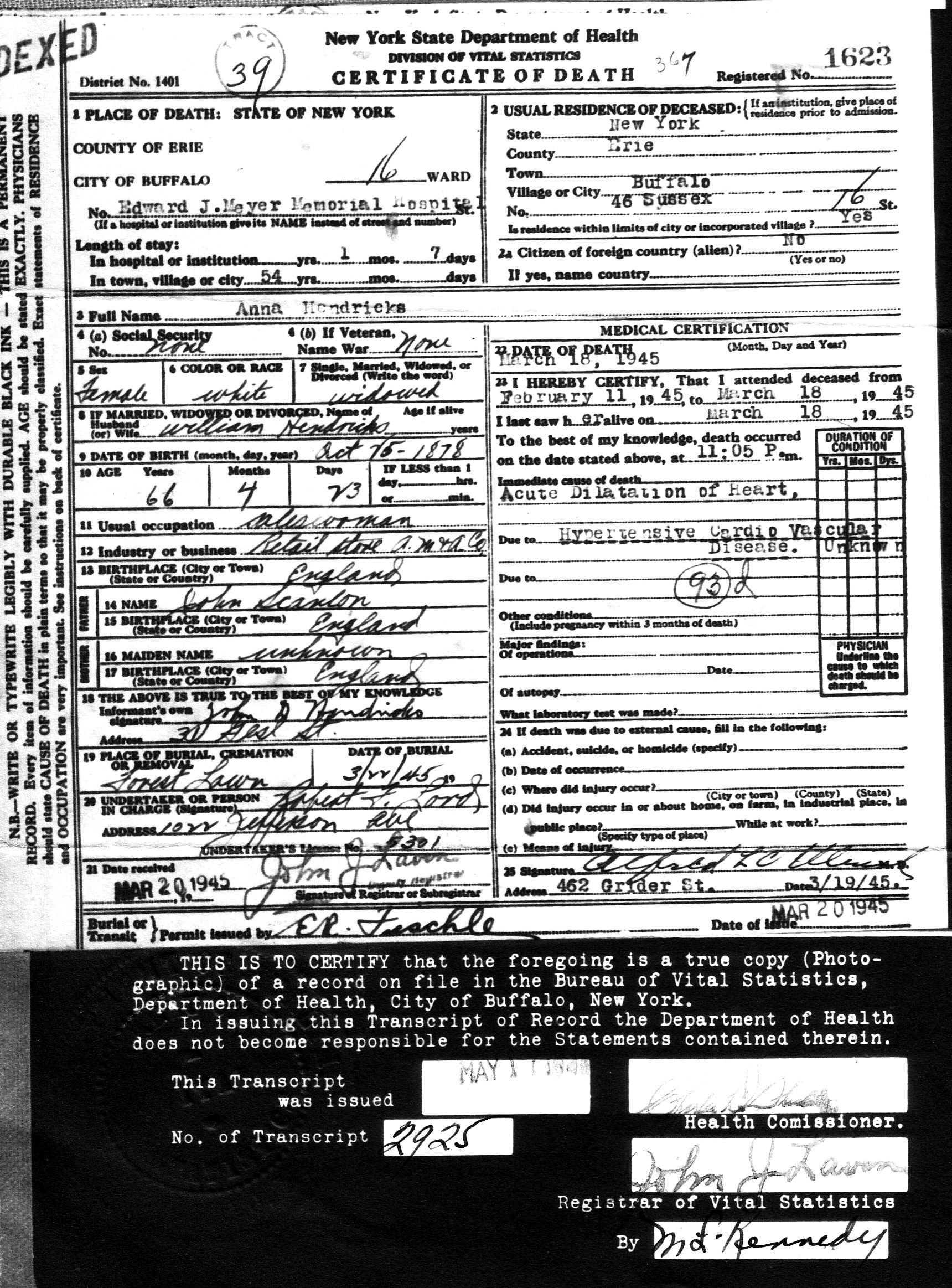 Sources file richard carson south dakota marriage certificate 1betcityfo Gallery